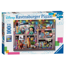 Disney Collection puzzle (100 XXL)