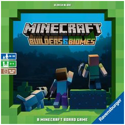 [Beschadigd] Minecraft: Builders & Biomes