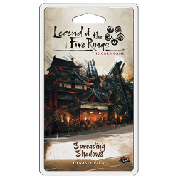 Legend of the Five Rings: The Card Game – Spreading Shadows
