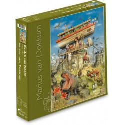 De Ark van Noach puzzle - Marius van Dokkum (1000)