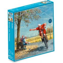 Turbo puzzle - Marius van Dokkum (1000)