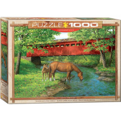 Sweet Water Bridge puzzle - Persis Clayton Weirs (1000)