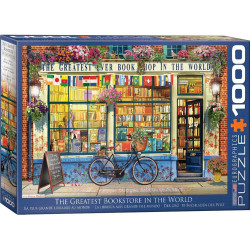 The Greatest Bookstore in the World puzzle (1000) (Toptitel)