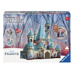Disney Frozen 2 3D Slot puzzle (216)
