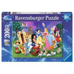 Disney's Lievelingen puzzel (200 XXL)