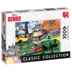 [Damaged] Disney Classic Collection Dumbo Puzzle (1000)