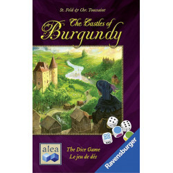 [Beschadigd] The Castles of Burgundy: The Dice Game