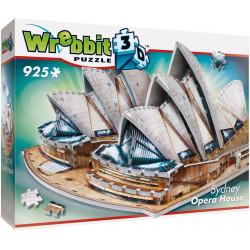 Wrebbit 3D puzzel - Sydney Opera House (925)