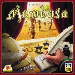[Beschädigt] Mombasa