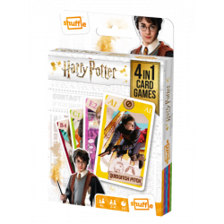 Harry Potter 4 in 1 Kaartspellen