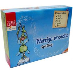 Warrige Woorden - Spelling