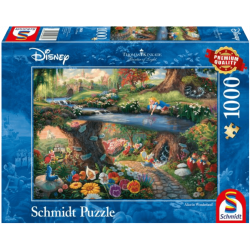 Disney Alice in Wonderland puzzle (1000)