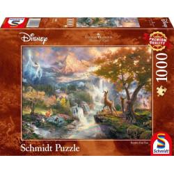 Disney Bambi Puzzle (1000)