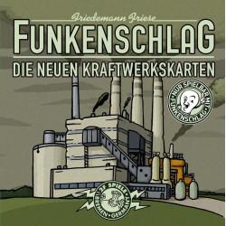 Funkenschlag: Die Neuen Kraftwerkskarten