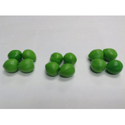 12 Pack of Green Coconuts