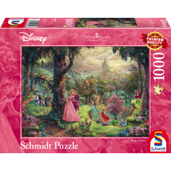 Disney Sleeping Beauty, 1000 pcs - Puzzle