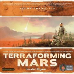[Damaged] Terraforming Mars