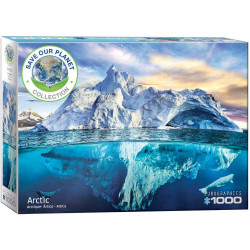 Save the Planet! Arctic Puzzle (1000)