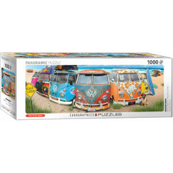 VW Kombination Panorama Puzzle (1000)