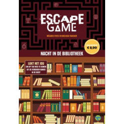 Escape Game - Nacht in de Bibliotheek