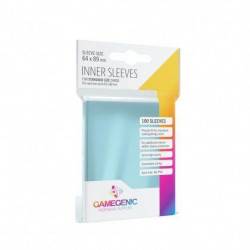 Gamegenic - Inner Sleeve 100pcs (64x89)
