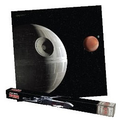 Star Wars Death Star Assault Playmat (enkel afhaling)