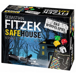 Sebastian Fitzek Safehouse Würfelspiel