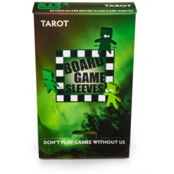 Sleeves Non Glare Board Game - Tarot (120x70 mm) 50 pcs