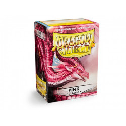 Dragon Shield 100 Box Pink Classic