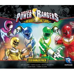 Power Rangers: Heroes of the Grid – Zeo Rangers Pack