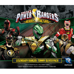 Power Rangers: Heroes of the Grid – Legendary Ranger: Tommy Oliver...