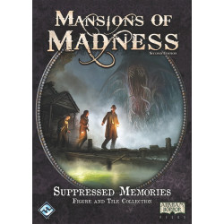 Mansions of Madness: Second Edition – Suppressed Memories – Figure...