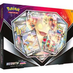 Pokémon Meowth VMAX Special Collection Box
