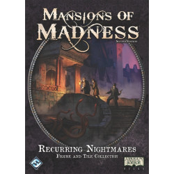 Mansions of Madness: Second Edition – Recurring Nightmares – Figure...