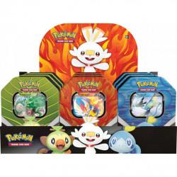 Pokémon Galar V Partners Tins