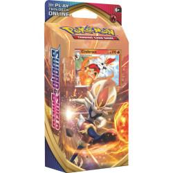 Pokémon Sword & Shield Thema Deck Cinderace
