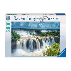 Iguazu Waterfalls Brazil Puzzle (2000)