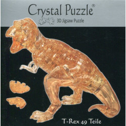 Crystal Puzzle: T-Rex (49)