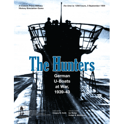 The Hunters: German U-Boats at War, 1939-43 (1st ed 3rd print)