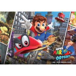 1000 PC Puzzle: Super Mario Odyssey- Snapshots