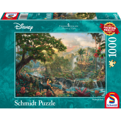 Disney Puzzle - Jungle Book (1000)