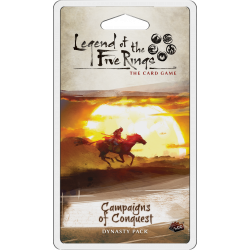 Legend of the Five Rings: The Card Game – Campaigns of Conquest