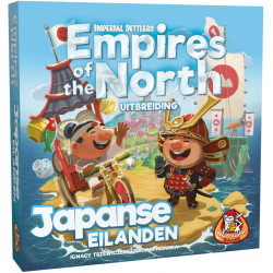 Imperial Settlers: Empires of the North – Japanese Eilanden