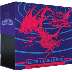 Pokemon Sword & Shield Darkness Ablaze Elite Trainerbox
