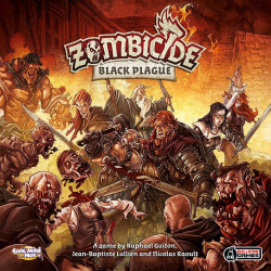 [Damaged] Zombicide: Black Plague