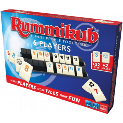 [Endommagé] Rummikub The Original XP 6