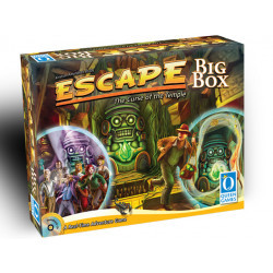 [Damaged] Escape: The Curse of the Temple � Big Box Second Edition