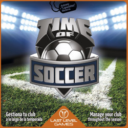 [Beschädigt] Time of Soccer