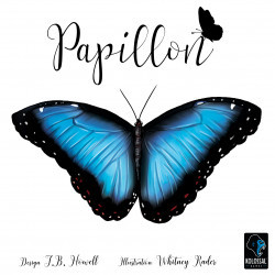 [Damaged] Papillon