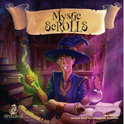 [Damaged] Mystic ScROLLS